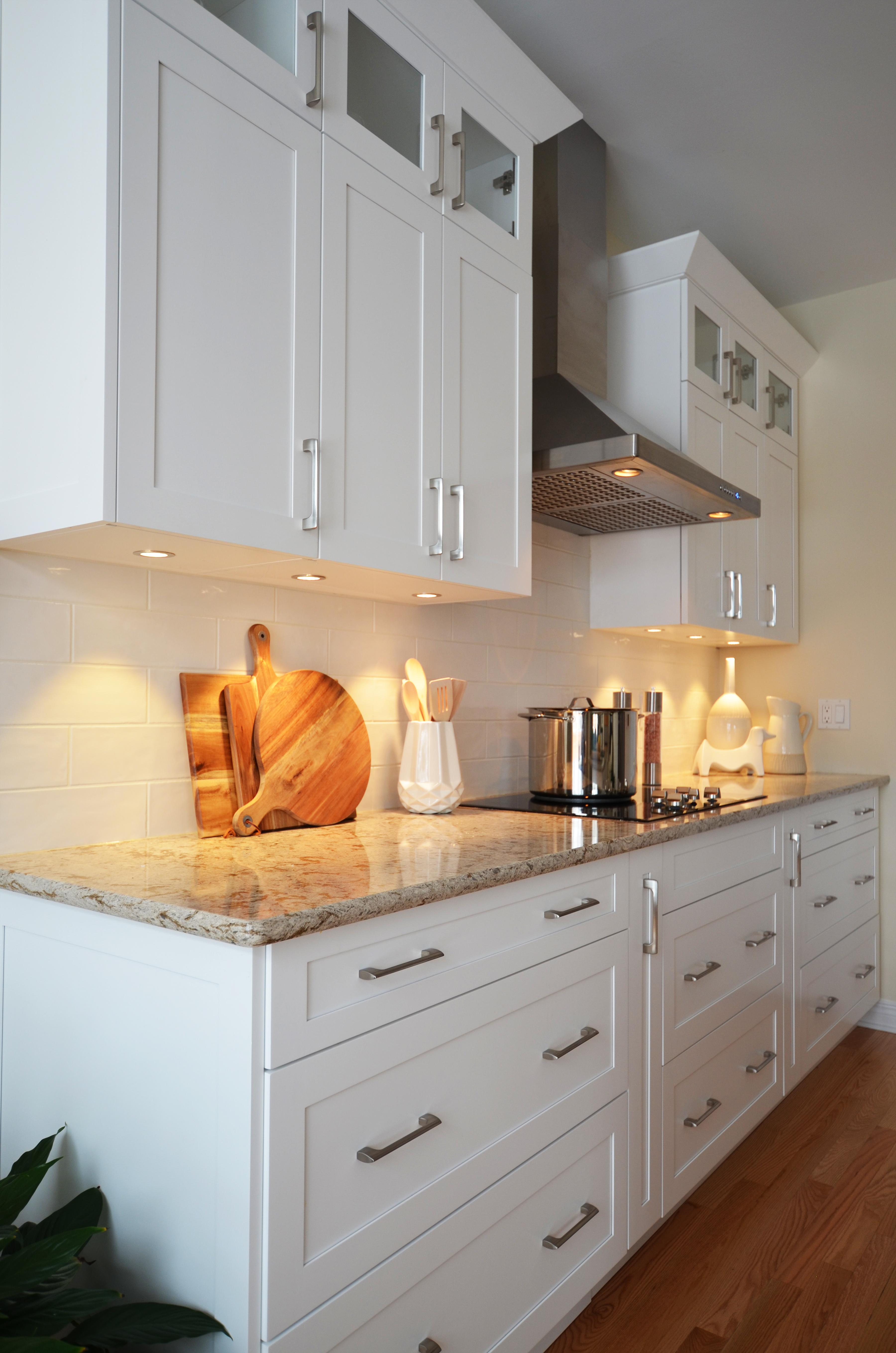 Classic White Kitchen, 2015