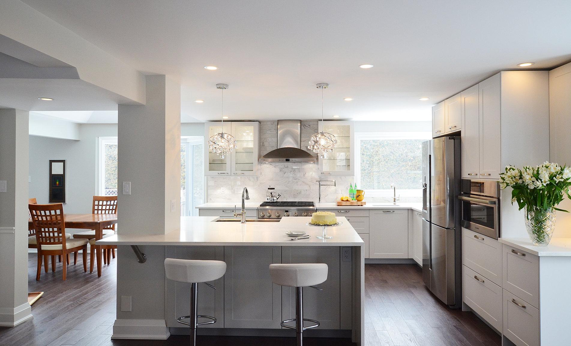 Modern Kitchens Bathrooms European Design Ottawa