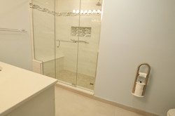 Shower with Bench View