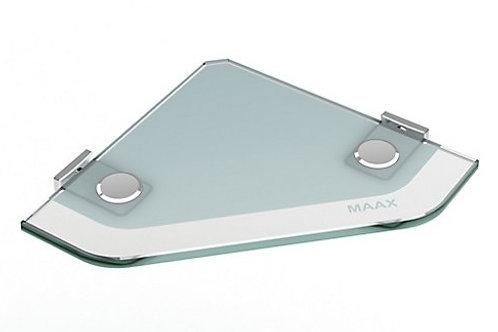 MAAX Corner Glass Shelf