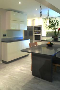 Modern ALNO Kitchen Ottawa