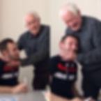 Петер Мешке-единственный лектор в мире,