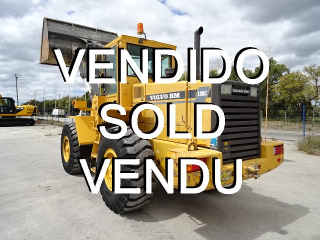 009 VOLVO L90C