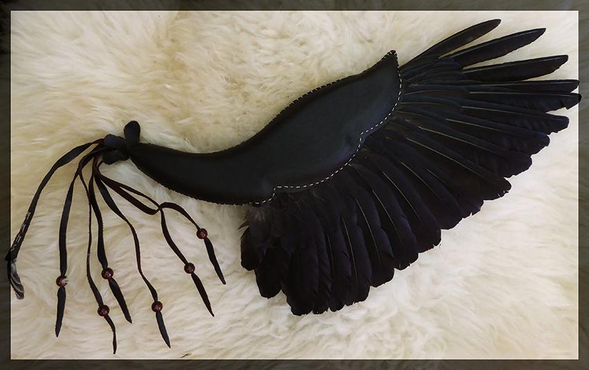 Full wing fan - Crow