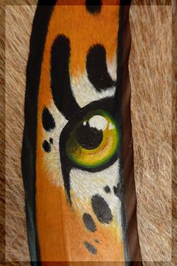 Beschilderde Veer - Jaguar