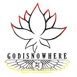 GODISNOWHERE - white
