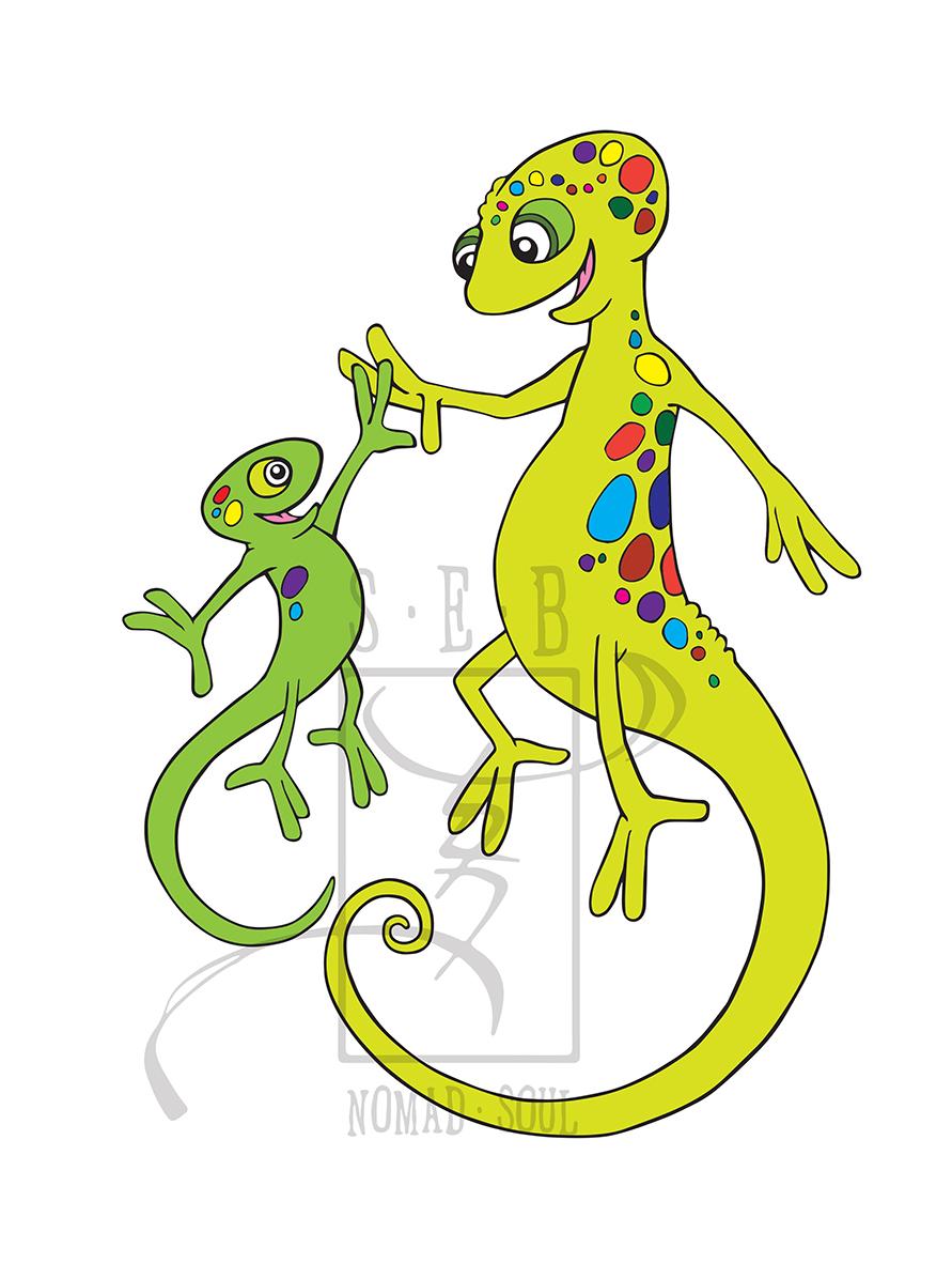 Kameleon #1