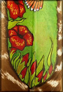 Beschilderde Veer - Kolibri