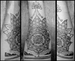 Tatoeage - Lotus Born