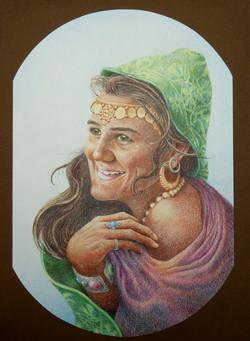 Portret Gaia