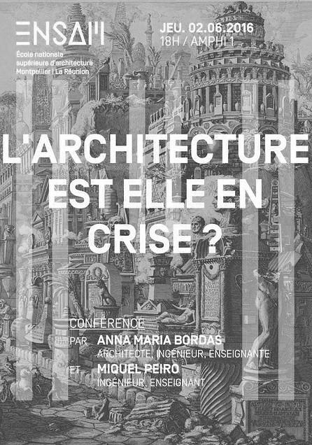 Architecture en crise