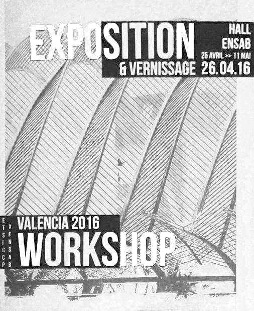 Workshop à Valence
