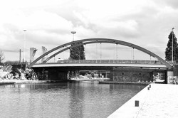 Gare Pont de Bondy