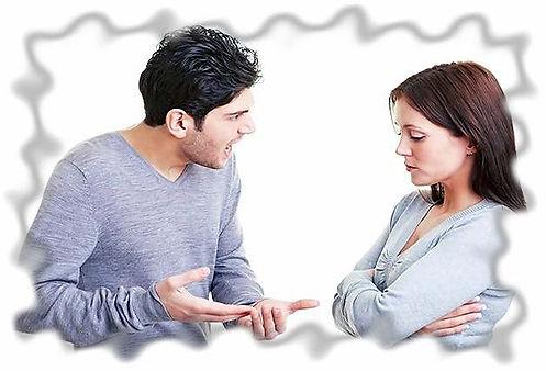 Почему муж раздражен?