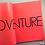 BLAG magazine, graphic design by Sally A. Edwards 'Adventure'