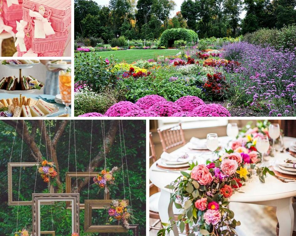 Spring Garden Party Concept