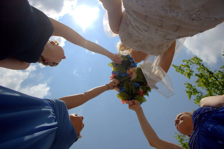 Celebrating Bridesmaids