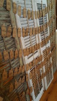 Custom Mason Jar Seating Cards