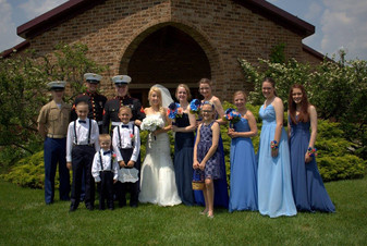 Complete Wedding Party