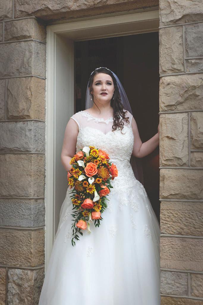 The Beautiful Autumn Bride
