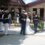Marine Corps Sword Arch