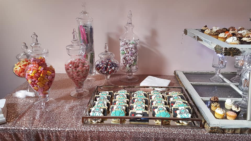 Candy and Snack Table