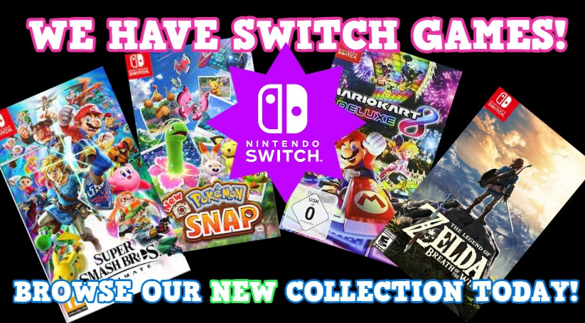 SWTCH GAMES