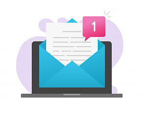 new-email-newsletter-electronic-mail-let
