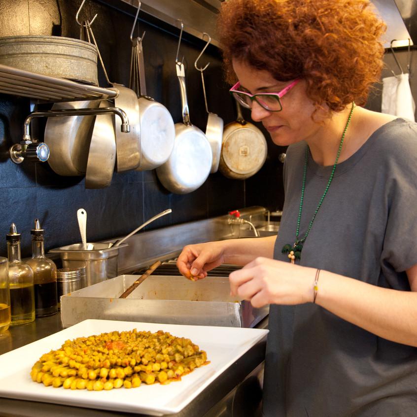 Antonia Zarba ristorante Thalassaki