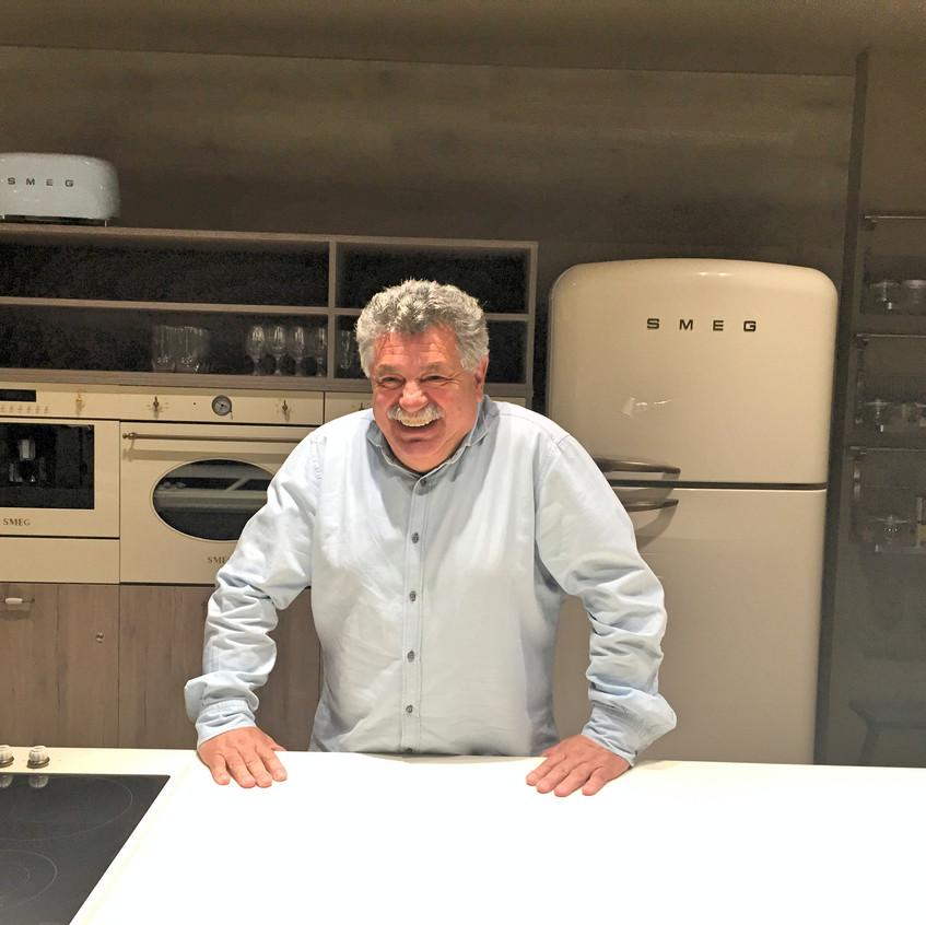 Lo chef Lefteris Lazarou Varoulko