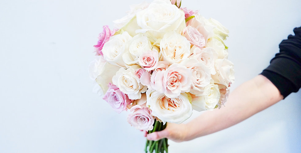 Blush & Ivory Bouquet