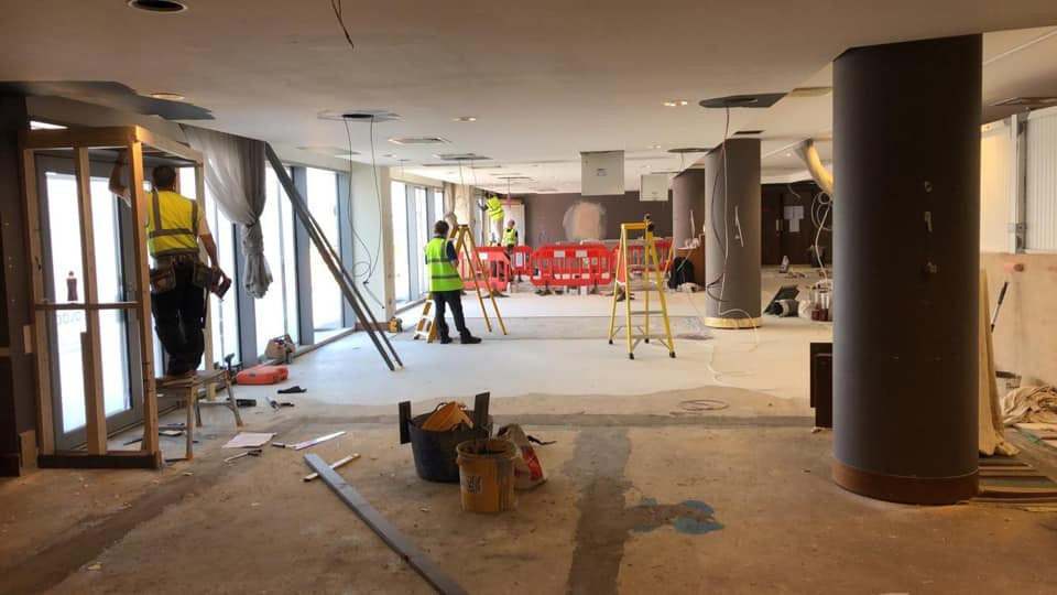 Bliss Hotel Refurb