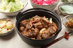 mild beef rib stew_2
