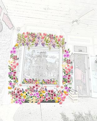 Costal Cottage  Full window of flowers.jpg