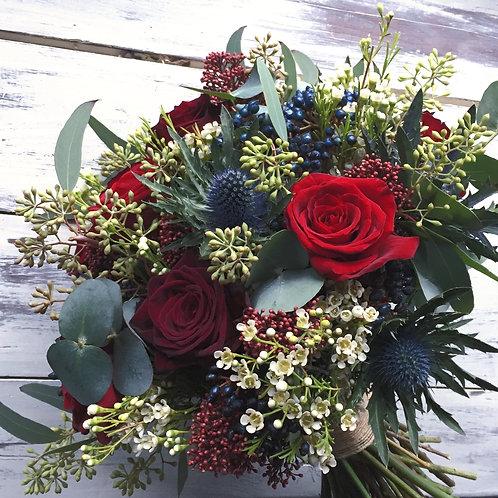 3 Month Gift Subscription - Seasonal Fresh Flower Bouquet