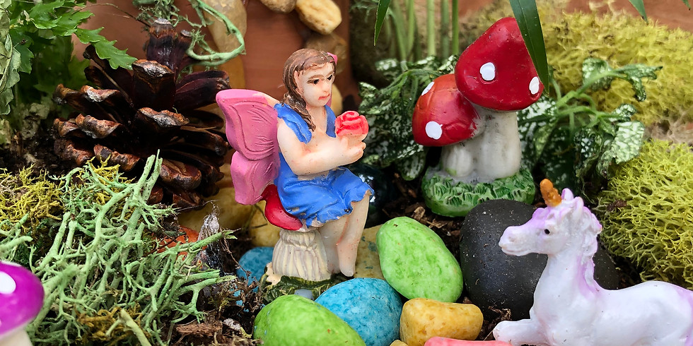 Magical Fairy Garden Make-n-Take