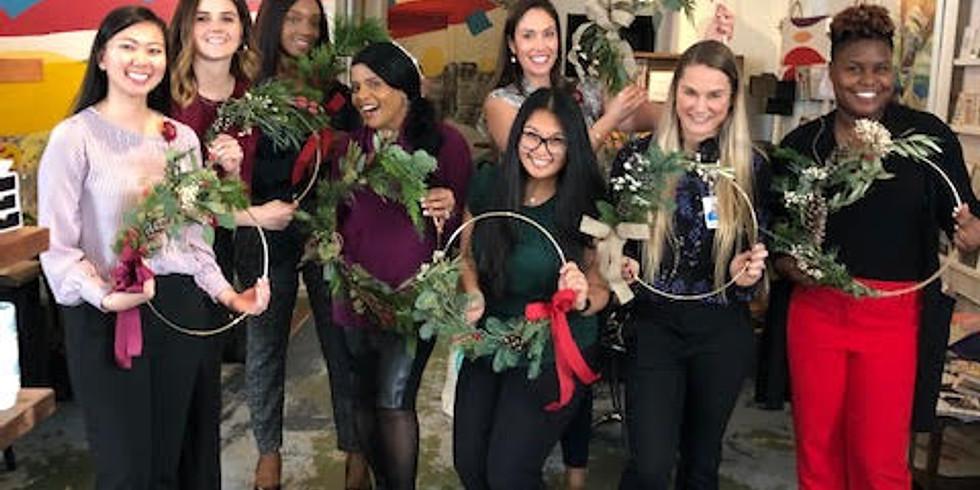 Holiday Wreath Workshop - Dec. 5th