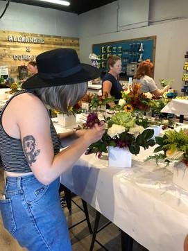 Flower Fun Event
