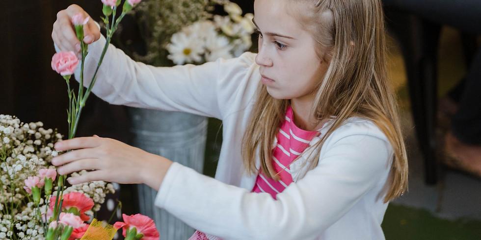 Flower Fun - Kids Workshop
