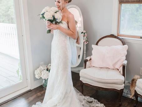 Emily & Trevor's Holiday Wedding