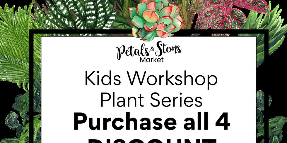 Kids Workshop Series DISCOUNT