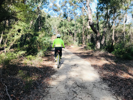 New Cycling Tour in Blue Mountains!