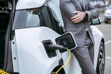 Solutions de recharge électriques Eco-Pi pour entreprises