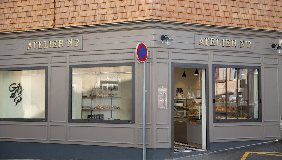 Atelier N⁰2 Place Saint Vincent