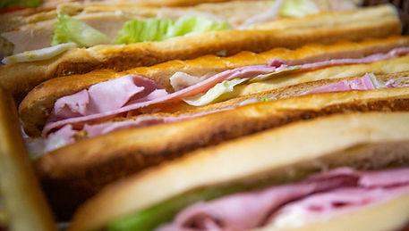 Sandwichs et paninis