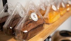Cakes au chocolat et au citron