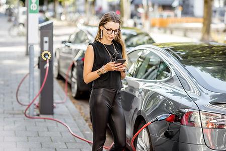 Solutions de recharge électriques Eco-Pi pour collectivités