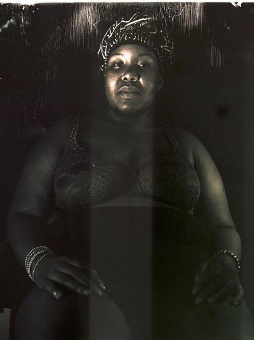 Felicita Maynard, Kalima, from the Black Spirituality Project, giclee print