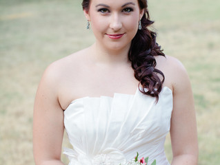 Bridal Portraits: On the Fence?