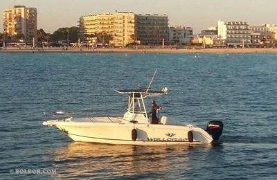 Rent speedboat | boleor.com/730